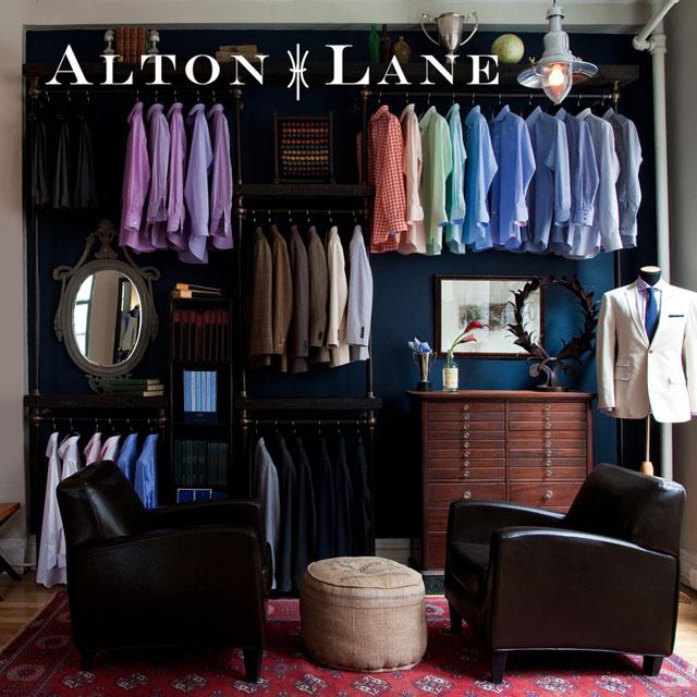 Alton Lane Sample Sale