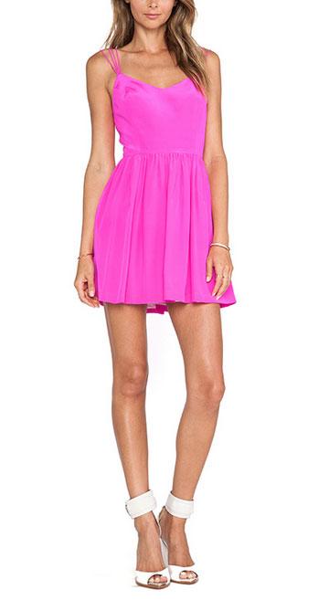 Amanda Uprichard Silk Cami Slip Dress: $75 (orig. $229)