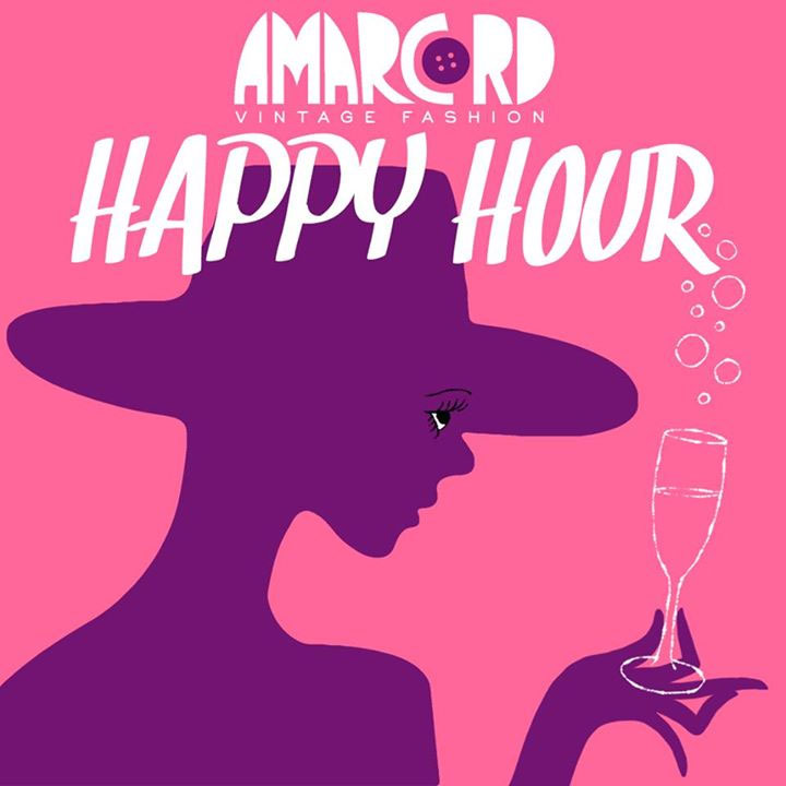 Amarcord Vintage Happy Hour