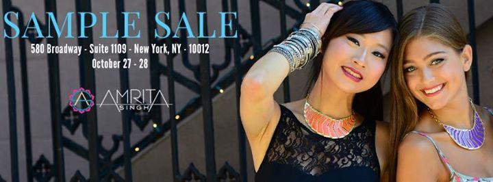 Amrita Singh Sample Sale