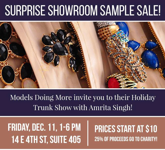 Amrita Singh Surprise Sample Sale