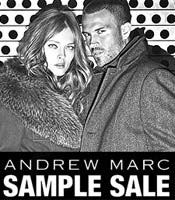 Andrew Marc Outerwear New York 2013 Sample Sale - TheStylishCity.com