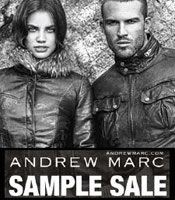 Andrew Marc Annual Sample Sale