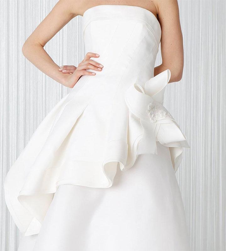 Angel Sanchez Bridal Sample Sale
