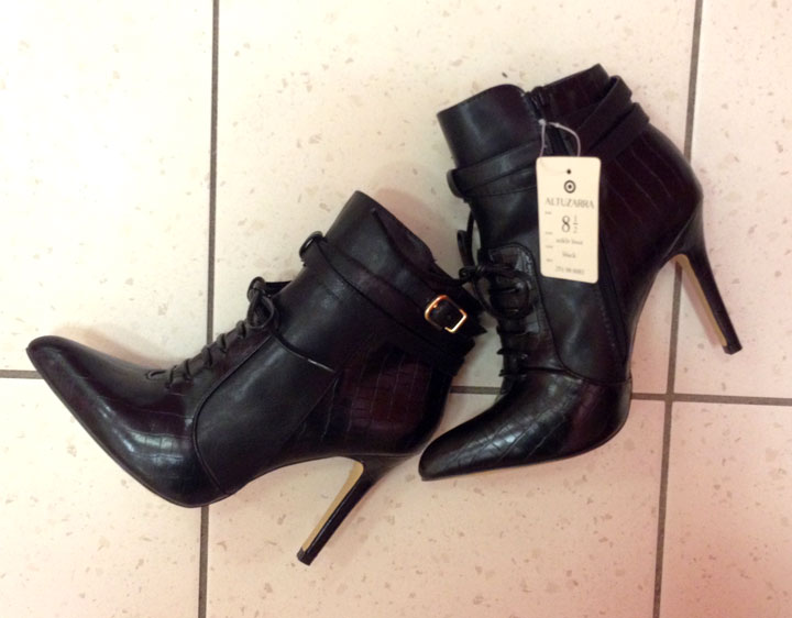 Altuzarra for Target Ankle Boot, $59.99