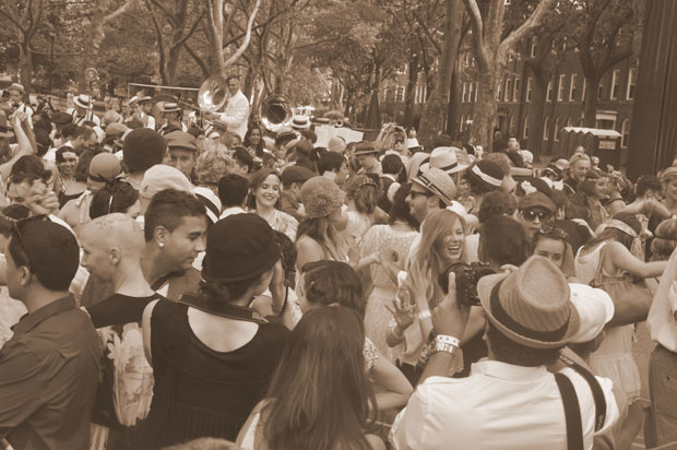 The Annual Jazz Age Lawn Party on Governors Island