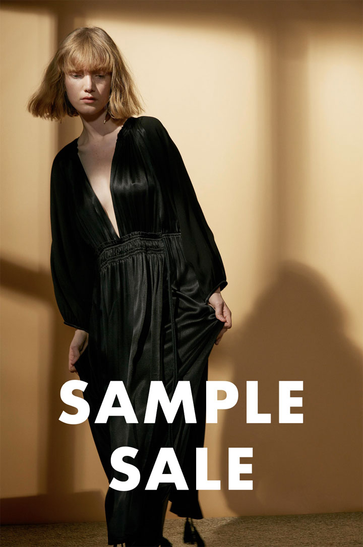 Apiece Apart Sample Sale