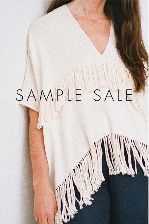 Apiece Apart Sample Sale
