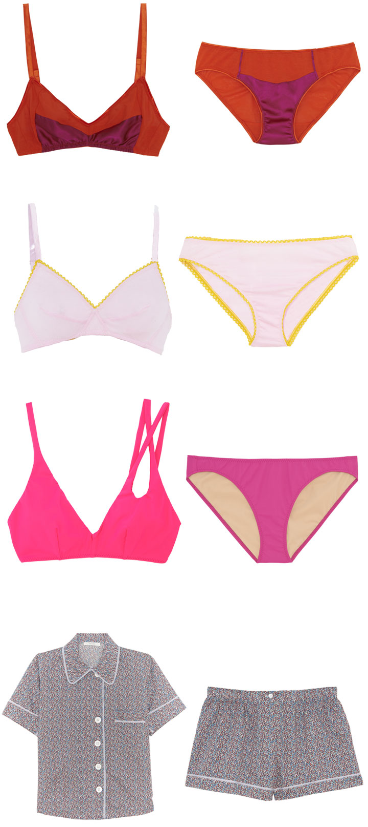 Araks Lingerie, Swim & RTW Sample Sale