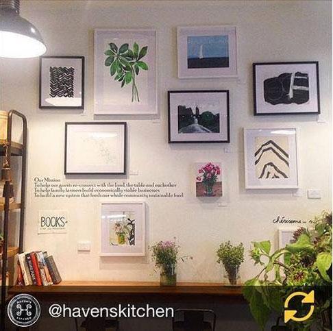 Artfully Walls Pop-up Shop