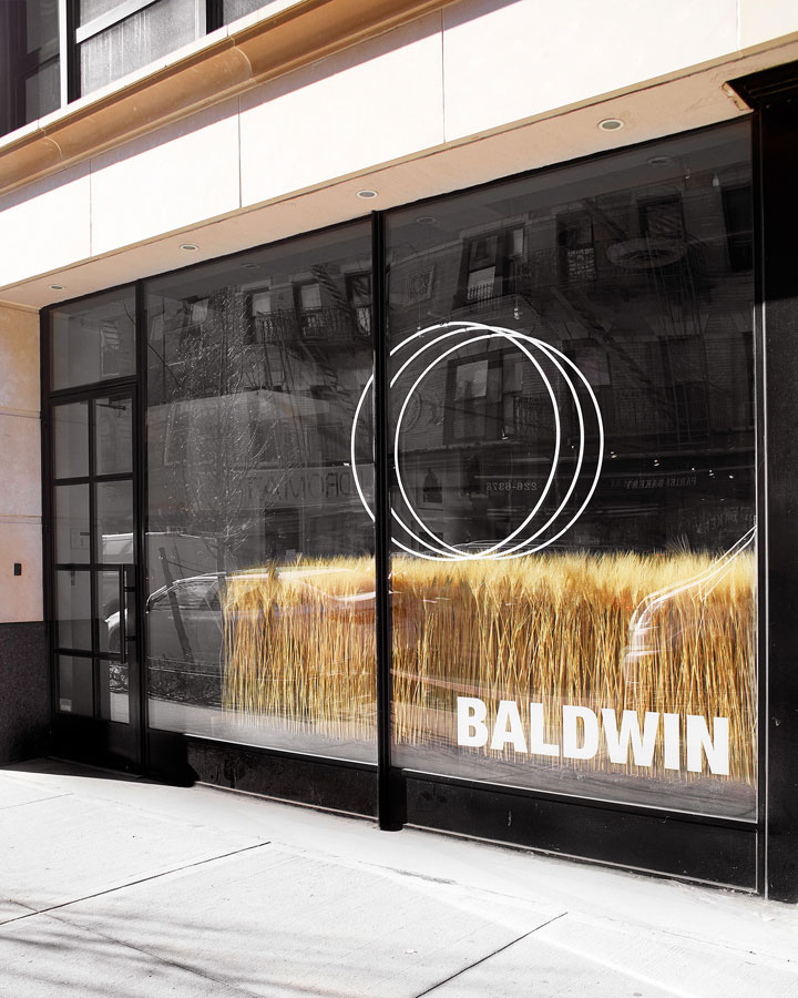 BALDWIN Pop-Up Shop