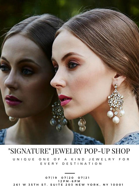 BIAN Jewelry Pop-up Shop