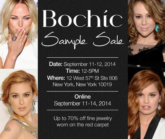 BOCHIC Sample Sale