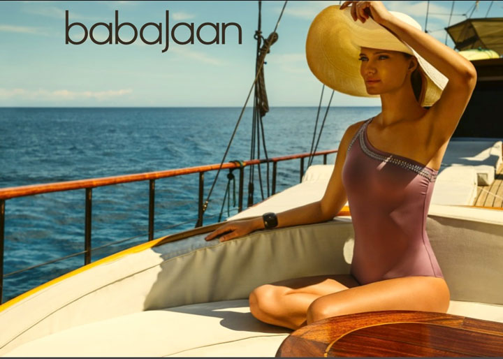 Babajaan Luxury Swimwear & Resortwear Sample Sale
