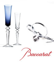 Baccarat Annual Holiday Sample Sale