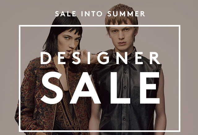 Barneys New York Designer Retail Sale