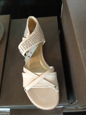 Be & D Greenpoint Sandals ($50, orig. $365)