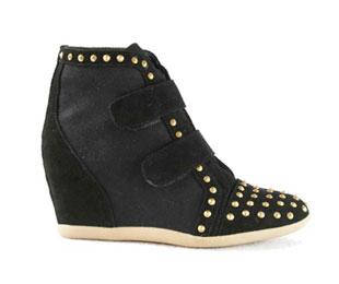 Be&D Sample Sale Wedge Sneaker