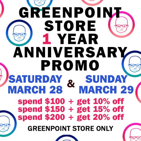 Beacon's Closet Greenpoint Anniversary Sale