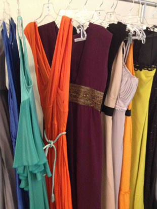 Behnaz Sarafpour  - $250 for long dresses and $175 for short dresses
