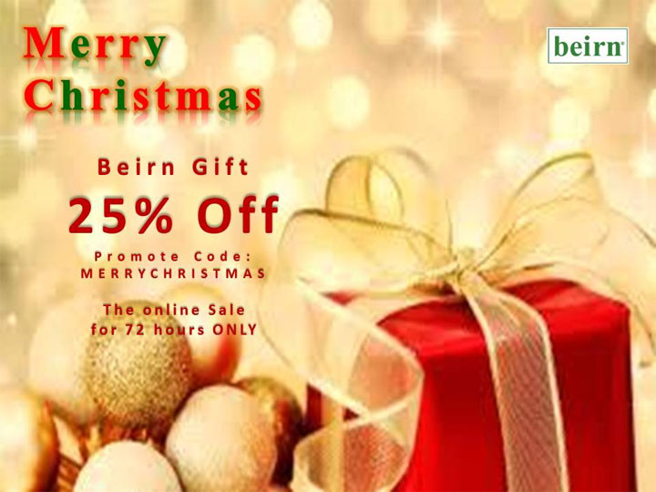 Beirn Online Holiday Sale