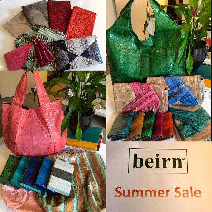 Beirn Summer Sample Sale