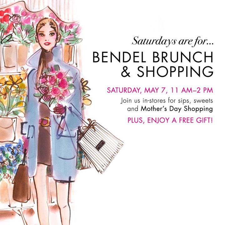 Bendel Brunch & Shopping Event