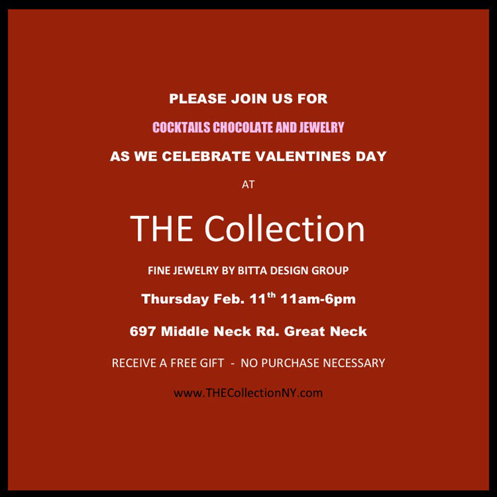 Bitta Design Group Valentine's Day Event