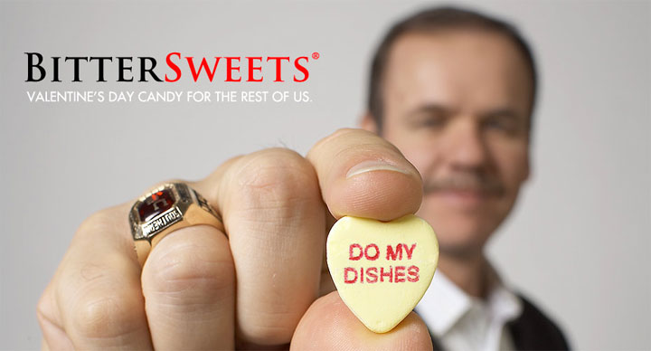 Bittersweets Valentine's Day Candy