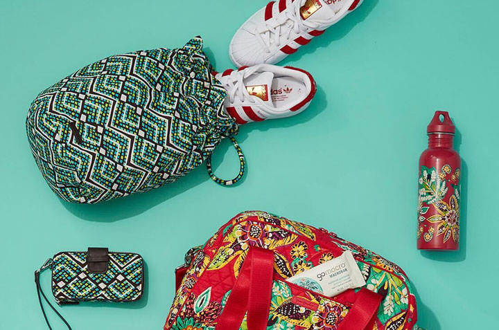 Blogger and the Brand Shop @ Vera Bradley
