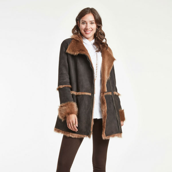 Blue Duck Shearling Sample Sale