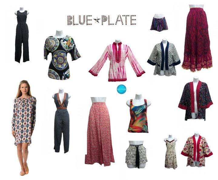 Blue Plate Sample Sale