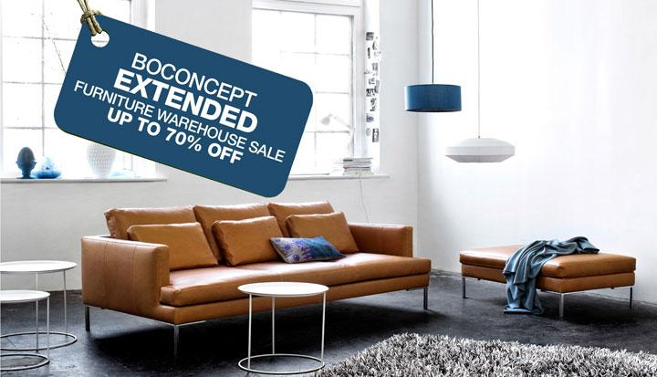 Boconcept nj furniture extended warehouse furniture sale - Boconcept soldes ...