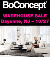 BoConcept NJ Warehouse Sale