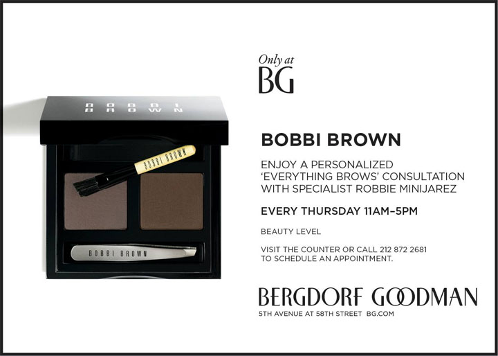 Bobbi Brown Beauty Event