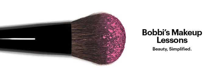 Bobbi Brown Makeup Lesson Mega Event
