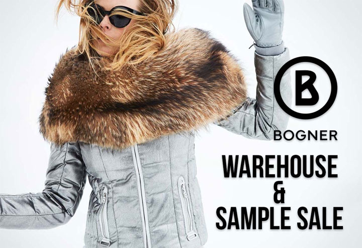 Bogner Warehouse & Sample Sale
