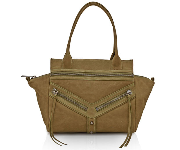 Botkier LEGACY small satchel in Army - MSRP: $295/ Sale Price: $150 - 49% OFF