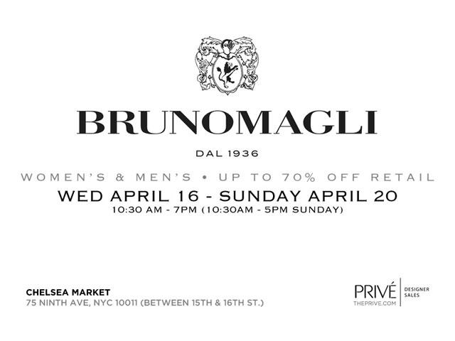 Bruno Magli Sample Sale
