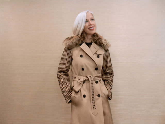 Burberry Create your own custom Burberry trench
