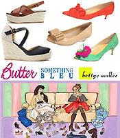 Butter, Bettye Muller & Something Bleu Stock/Sample Sale