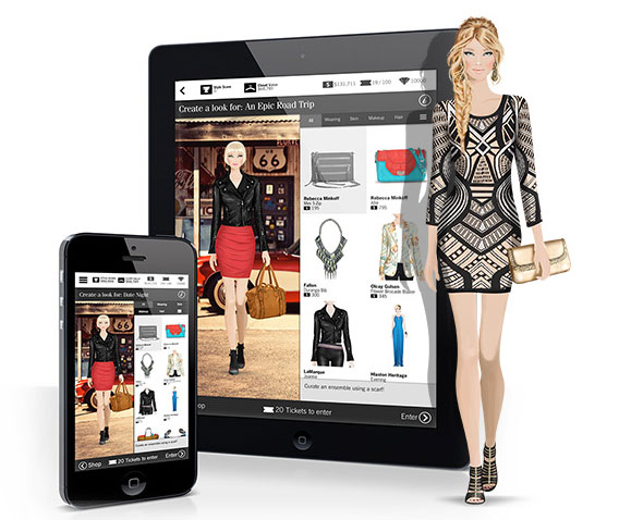 Covet Fashion App