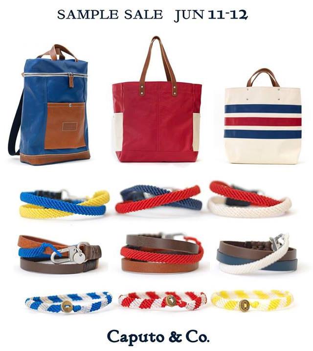 Caputo & Co. Sample Sale