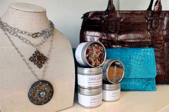 Carlos Falchi Couture, Stella Flame Jewelry, & Farm Candy Launch Event