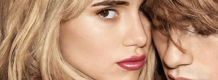 Celebrate Burberry Make-up at Sephora with Suki Waterhouse