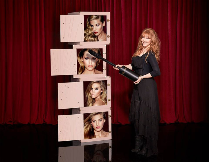 Charlotte Tilbury Personal Appearance and Master Class