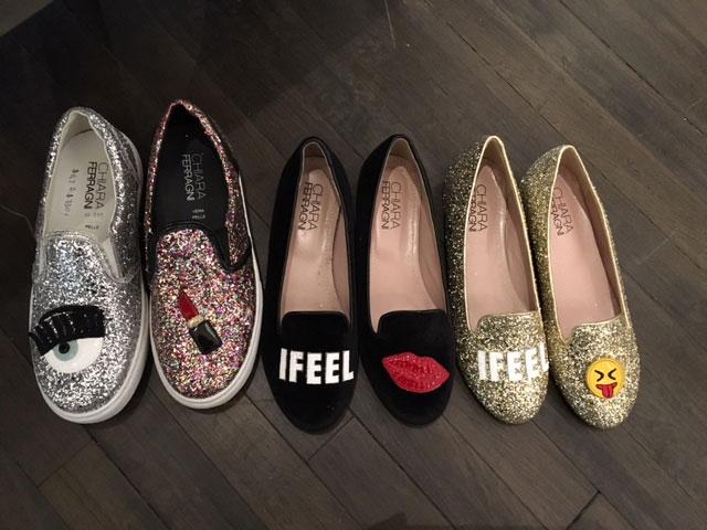 Chiara Ferragni Shoe Collection Sale