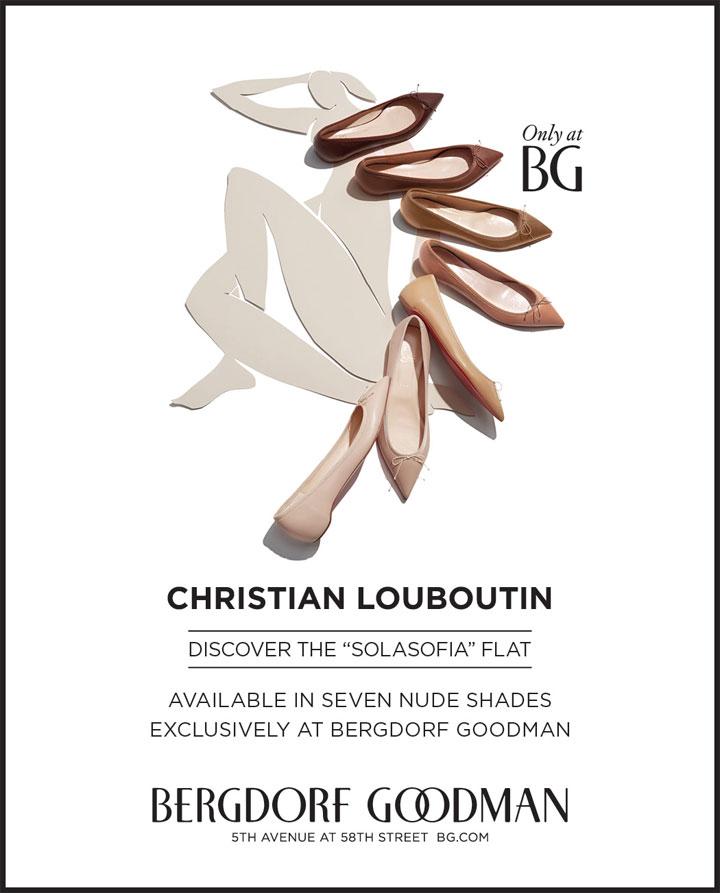 Christian Louboutin Trunk Show