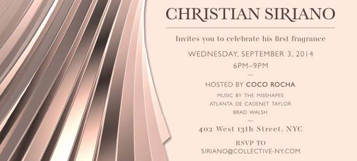"Christian Siriano ""Silhouette"" Fragrance Launch"