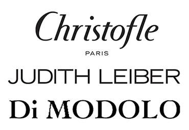 Christofle, Judith Leiber, and Di MODOLO Sample Sale